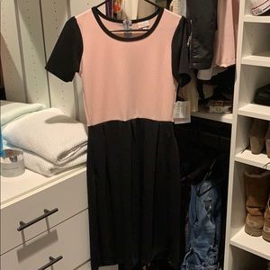 Small black and pink Amelia new with tags